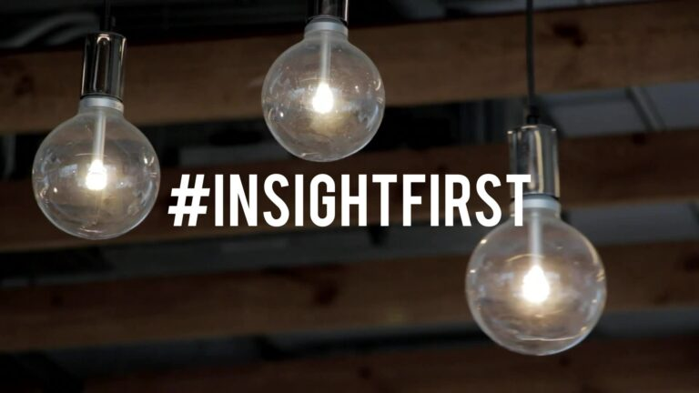 Insight First