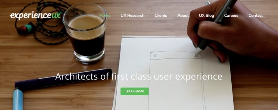 Experience UX