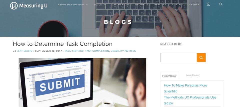 MeasuringU Blog