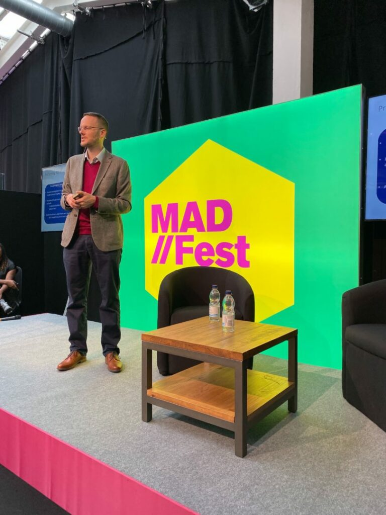 5 things I learned from MAD//FEST 2019
